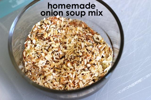 French Onion Soup Mix Sam S Kitchen
