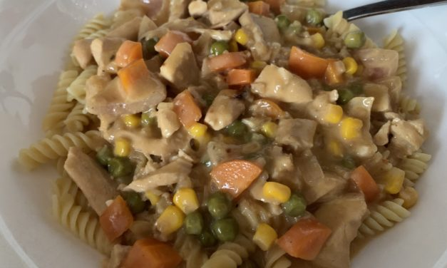 Slow Cooker French Secret Sauce Chicken